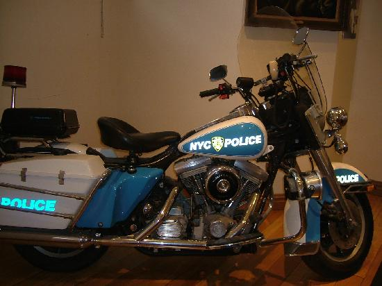 New York City Police Museum: Inside the museum