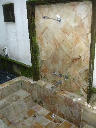 Nirwana Gardens - Indra Maya Pool Villa: Outdoor Shower