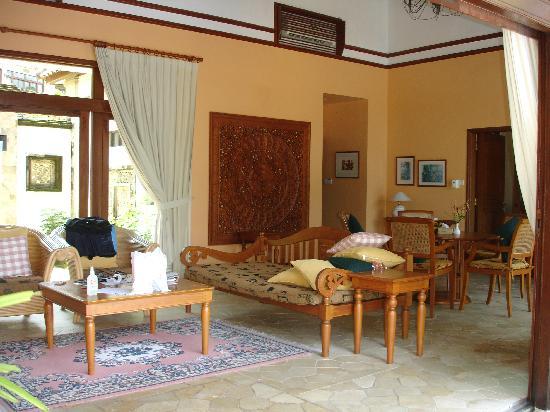 Nirwana Gardens - Indra Maya Pool Villa: Seaview 2 bedroom villa