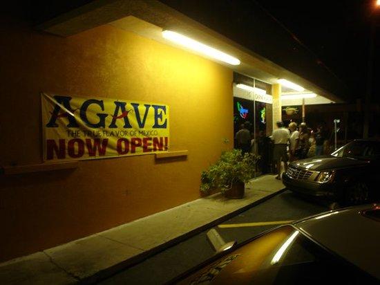 Agave Restaurant: Good stuf inside