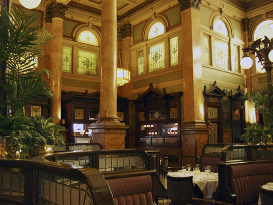 Grand Concourse Main Dining Room