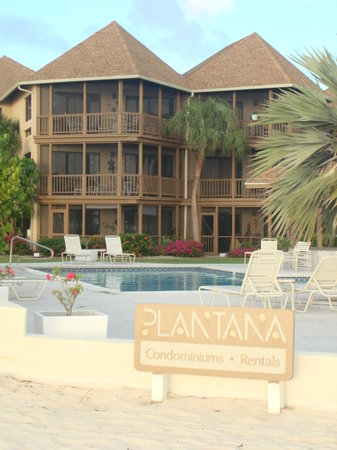 Plantana Condominiums: Morning at Plantana