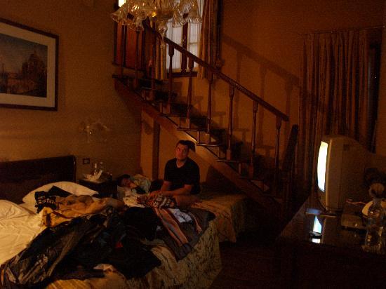 Arco Antico Guest House: Habitación Tintoreto