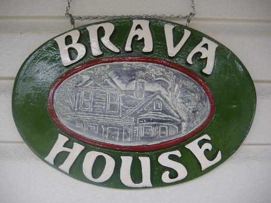 Brava House Bed And Breakfast: Brava House welcome