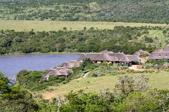 Pumba Private Game Reserve: Pumba Lodge