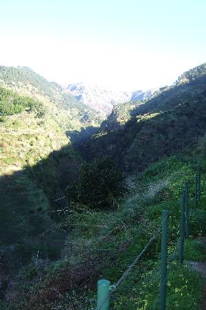 Estalagem Ponta do Sol: Levada walk