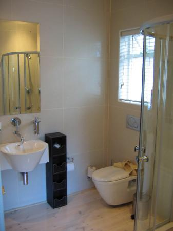 Carslogie House: bathroom