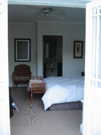 Carslogie House: bedroom