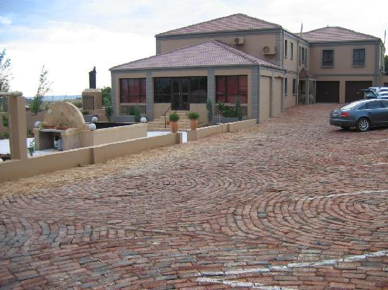 Andante: driveway