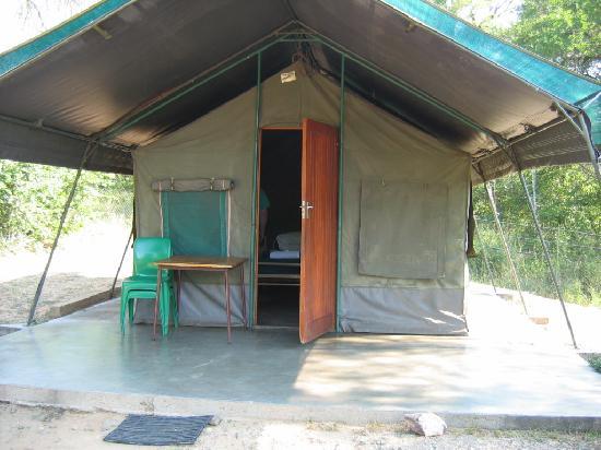 Skukuza Rest Camp: tent