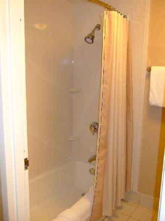 Courtyard Fort Myers Cape Coral: Shower