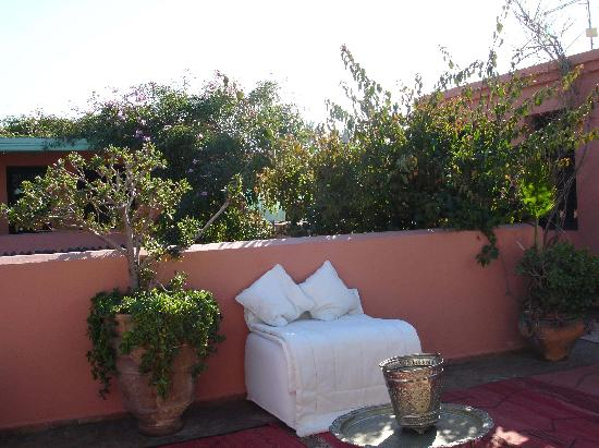 Angsana Riads Collection Morocco: The roof terrace again