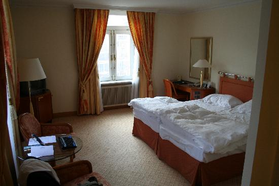 Grand Hotel Amrath Kurhaus The Hague Scheveningen: Kurhaus Hotel Scheveningen