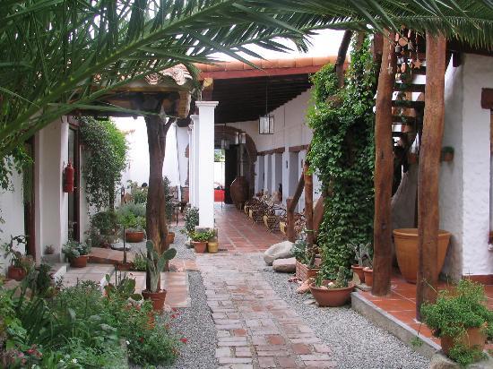 Hotel Killa Cafayate : Courtyard