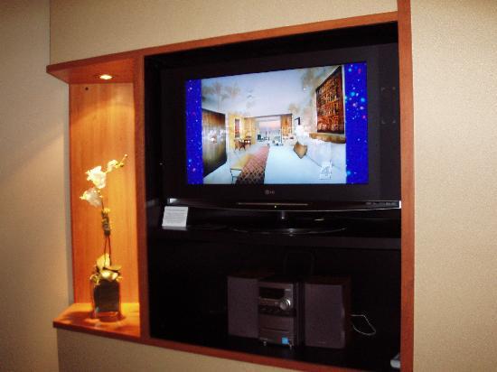 Romulus, MI: TV center