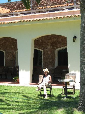 La Coronilla, Uruguay: Parque Oceanique  hotel
