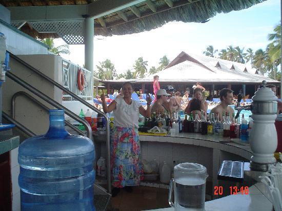 Grand Bahia Principe San Juan: Gentille Indiana