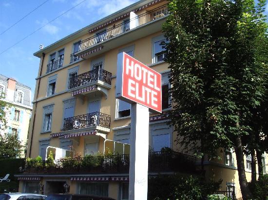 Hotel Elite: Good first impression
