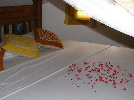 Karamba: Le lit fleuri