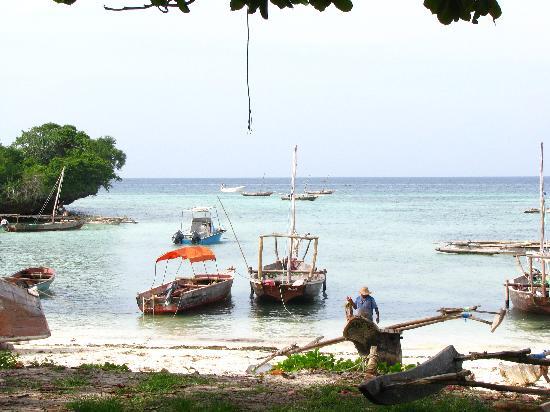 Karamba: la plage