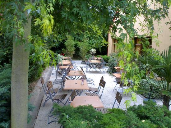 Campanile Meaux Sud - Nanteuil Les Meaux: Restaurant - Open section