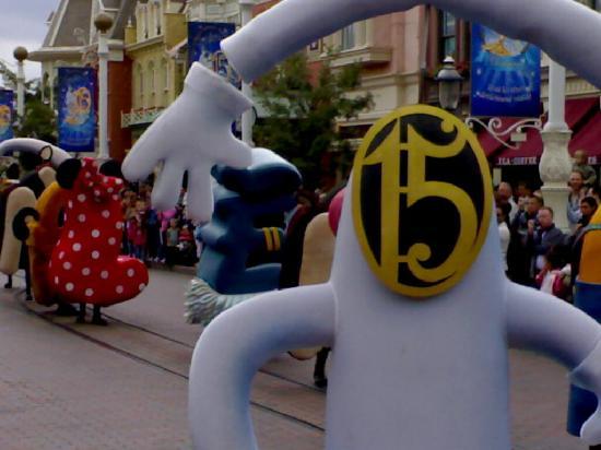 Campanile Meaux Sud - Nanteuil Les Meaux : Disney Parks!