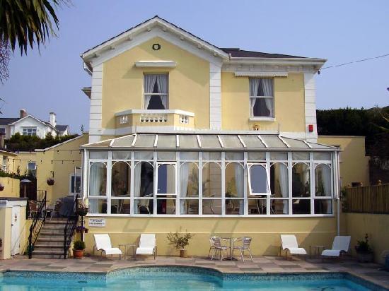 Riviera Lodge Hotel Torquay: Riviera Lodge Torquay