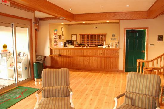 Country Inn & Suites By Carlson, Tucson Airport: Reception