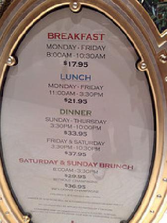 Swell Buffet Price Picture Of Wynn Las Vegas Tripadvisor Download Free Architecture Designs Scobabritishbridgeorg