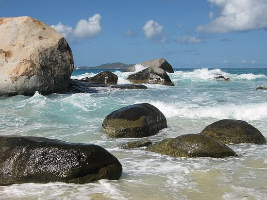 Virgin Gorda : The Baths VG