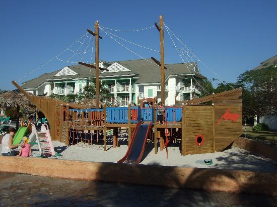 Pirate Ship Climbing Frame Picture Of Melia Peninsula Varadero