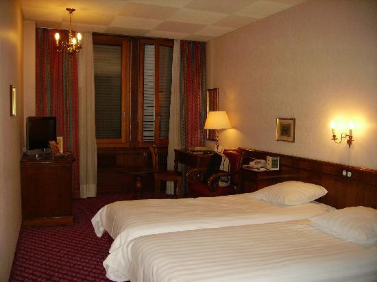 Grand Pre Swiss Q Hotel