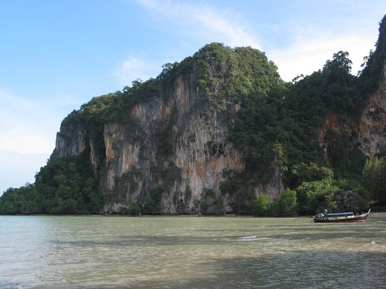 Railay - West Railay Beach
