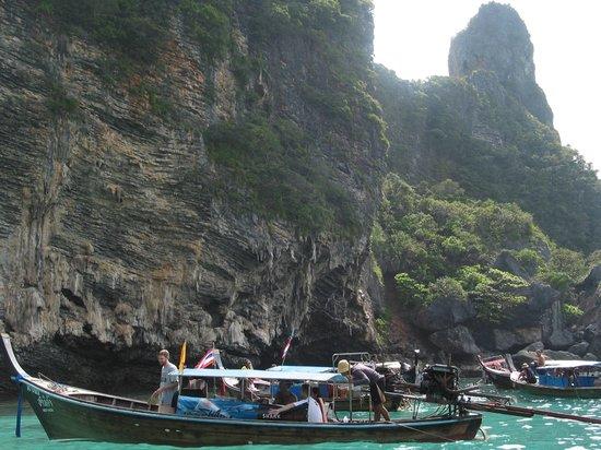 Krabi, Tajlandia: Chicken Island