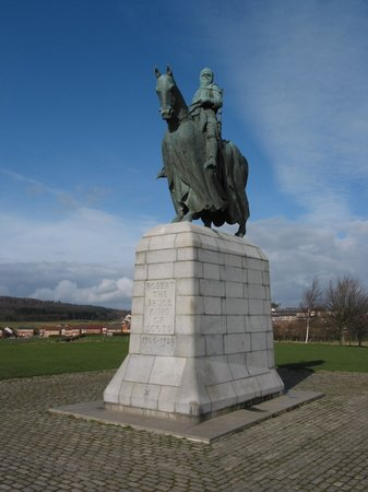 Stirling, UK: Bannockburn - Battlefield