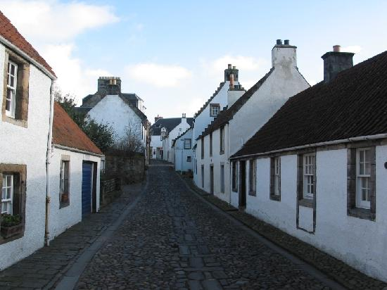 Culross Abbey: Culross