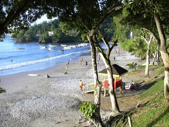 Las Cuevas Beach Lodge: Las Cuevas Beach
