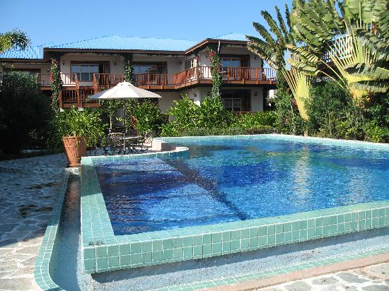Chabil Mar Villas Condo & Pool View