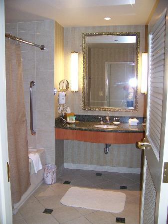 Beautiful Bathroom Picture Of Harrah 39 S Joliet Casino Joliet