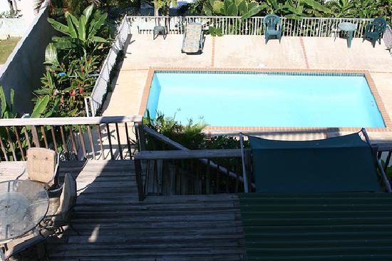 Desecheo Inn: The Pool