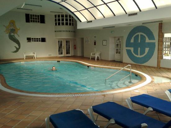 Hotel Apartamento Brisa Sol : indoor pool