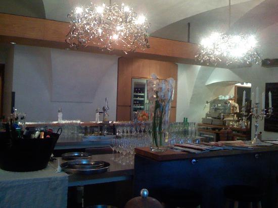 Hotel Hollmann-Beletage: restaurant