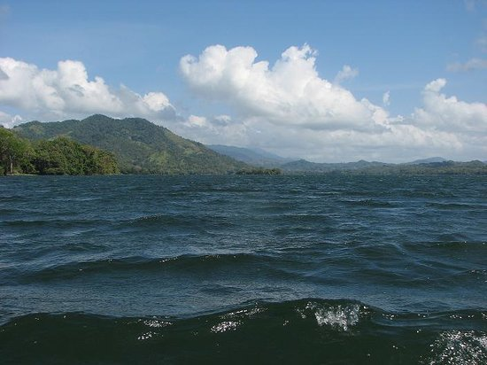 Emberá Village Tours & More: The view from the Canoe takes your breath away