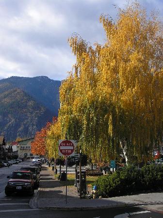 Leavenworth, WA: Autumn colors