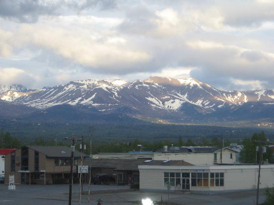 Fairfield Inn & Suites Anchorage Midtown: View from hotel