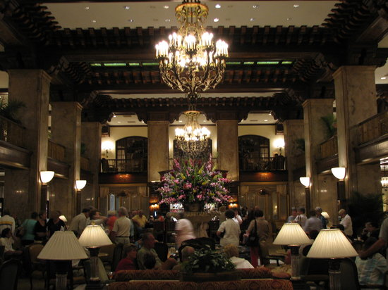Memphis, TN: The lobby