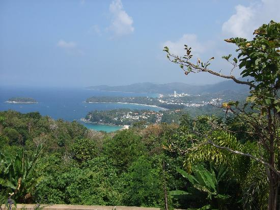 Kata Beach : Kata Viewpoint/Lookout