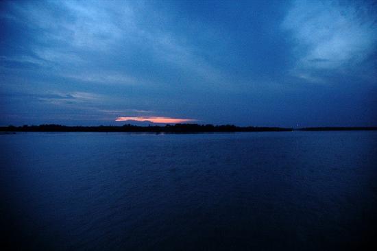 Sundarbans National Park, India: the scenery