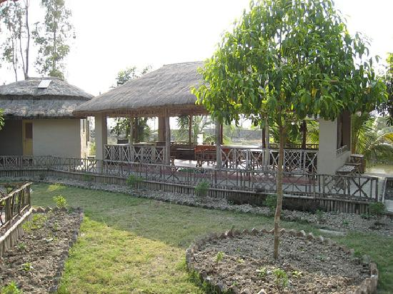 Sundarbans National Park, Indien: bali camp