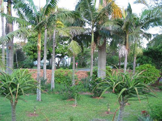 كو دي تا بي آن بي: gardens at Ku De Ta